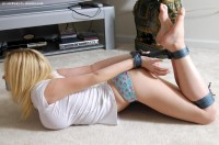 Free porn pics of Hogtied  1 of 14 pics
