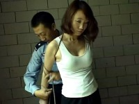 Free porn pics of Chinese police-style rope bondage 1 of 72 pics
