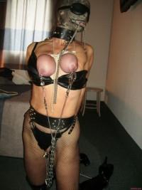 Free porn pics of Fessel und Knebelsklavin 1 of 245 pics
