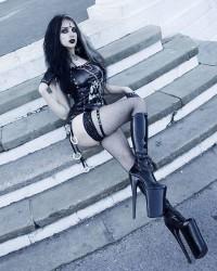 Free porn pics of New Gothic Division IX 1 of 7 pics