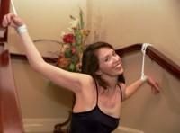 Free porn pics of Rachel in Bondage 1 of 1 pics