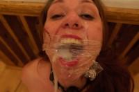 Free porn pics of Bondage Wife Used By BBC 1 of 34 pics