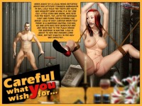 Free porn pics of Careful what you wish for 1 of 40 pics