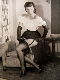 Free porn pics of Vintage Classic Fetish & Femdom  1 of 40 pics
