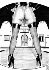 Free porn pics of Mathieu serveur au Black Panther bar 1 of 9 pics
