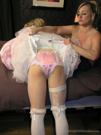 Free porn pics of Sissy Maids with Naughty Cocks 1 of 35 pics