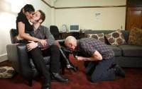 Free porn pics of Cuckold Mix: My humiliated loser husband 1 of 144 pics