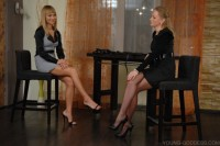 Free porn pics of Milf Domme: Black widow and her daughter 1 of 89 pics