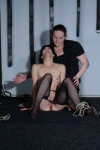 Free porn pics of skinny subsluts humiliated by heavy dominant women 1 of 7 pics