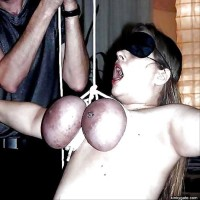 Free porn pics of Slaves with Big Tits severely punished 1 of 20 pics