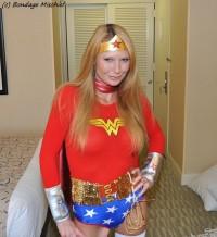 Free porn pics of Savannah - Super Heroine Captured 1 of 53 pics