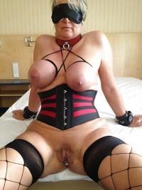 Free porn pics of Sylvia blonde bondage 1 of 49 pics