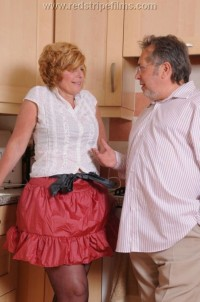 Free porn pics of Big Ass Mature Wife Spanked in the Kitchen 1 of 27 pics