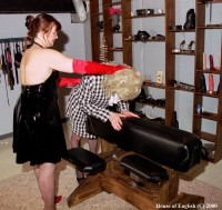 Free porn pics of Lady English__Sissy Clit Torture 1 of 51 pics