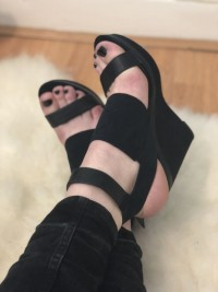 Free porn pics of Let my feet ruin your life 1 of 4 pics